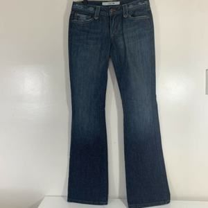 Joes Jeans 27 Bootcut  Antique Distressed Mid Rise